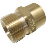 """General Pump D10024 Plug Adapter M22 x 3/8"""" NPT-F"""
