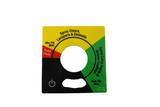 Titan 313-1848 Pressure Control Label 840/1140 -OEM
