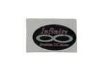 Titan 313-1906 Infinity Brushless DC Motor Label -OEM