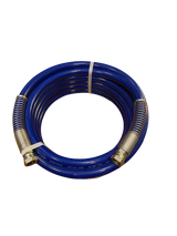 Poly-Flow Series 4718 high pressure airless spray paint hose. 4000 PSI Maximum.