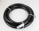 Poly-Flow Series 4900 high pressure airless spray paint hose. 3500 PSI Maximum.