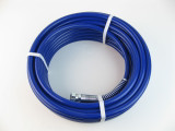 Poly-Flow Series 4910 high pressure airless spray paint hose. 6170 PSI Maximum.