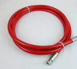 "Airless Paint Spray Hose 6' x 1/4"" -10,000psi"