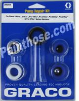 Graco 255204 or 255-204 Pump Repair Kit OEM