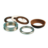 Aftermarket kit, Replaces Graco 213012 213-012 Repair Kit fits 1:1 Fast Flo leather