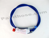 "Airless Paint Spray Hose Whip 3300 PSI  3/16"" x 6'"