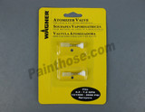 Wagner 0272904 or 272904 or 0272904E Atomizer Valve 2pk - OEM 0272116 or 0272117