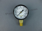 "Air Pressure Gauge 0-160PSI 1/4"" NPT #28-766"