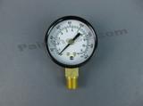 """Air Pressure Gauge 0-160PSI 1/4"""" NPT #28-766"""