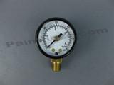 """Air Pressure Gauge 0-60 PSI 1/8"""" NPT #28-1358"""