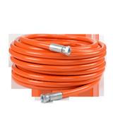 "Titan High Pressure 1/4"" x 50' Orange Airless Paint Spray Hose 4500psi 250450050 - OEM"