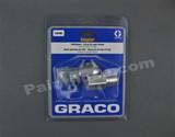 "Graco 235486 Adjustable 180° Nozzle Swivel 7/8"" OEM Pole Swivel"