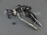 Titan 0524358 / 524358/ 2404548 Capspray GM3600 Air Assisted / Airless Spray Gun w/ Flat Tip