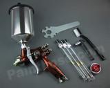 C.A. Technologies/ C.A.T. EP-CAT-X-M-W CAT-X E-Pack HVLP Gravity Gun