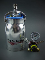 C.A. Technologies/ C.A.T. 51-303-R2 / 51303R2 1 Quart Pressure Cup With By-Pass Check Valve and Regulator