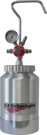 C.A. Technologies/ C.A.T. 51-130 / 51130 2 Quart Pressure Cup With Regulator & Gauge