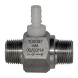 General Pump 100097 Fixed Injector Assembly .086