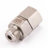 MTM Hydro 22.0435 Swivel SS AG45 3/8F x 3/8M 5,800 PSI