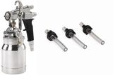 Titan 0524041 or 524041 Capspray Maxum II HVLP Spray Gun with/ Check Valve Kit 0297051