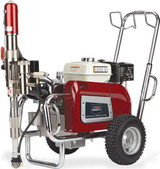 Titan 0290021 PowrTwin 6900 Plus DI Gas Honda Airless Sprayer