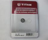 Titan 704-642 / 704642 Piston Rod Seal & Cage -OEM