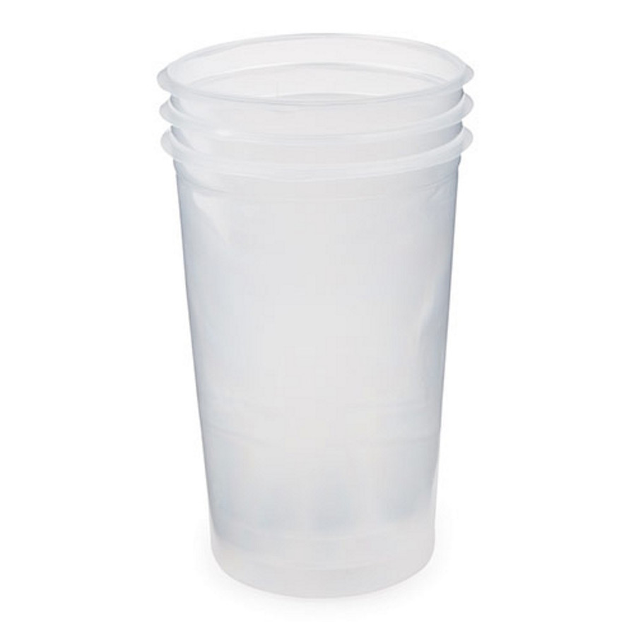 Graco 17P549 FlexLiner Cup Liners 42 oz (25 Pack)