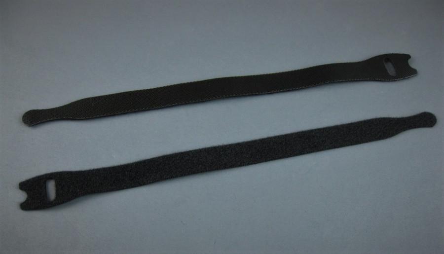 """Prosource X001 Hose / Cable Ties / Straps 8"""" 10 Packs """"hook & loop"""""""