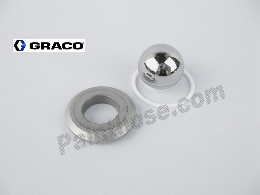 Graco 244199 or 244-199 Inlet Seat Kit OEM