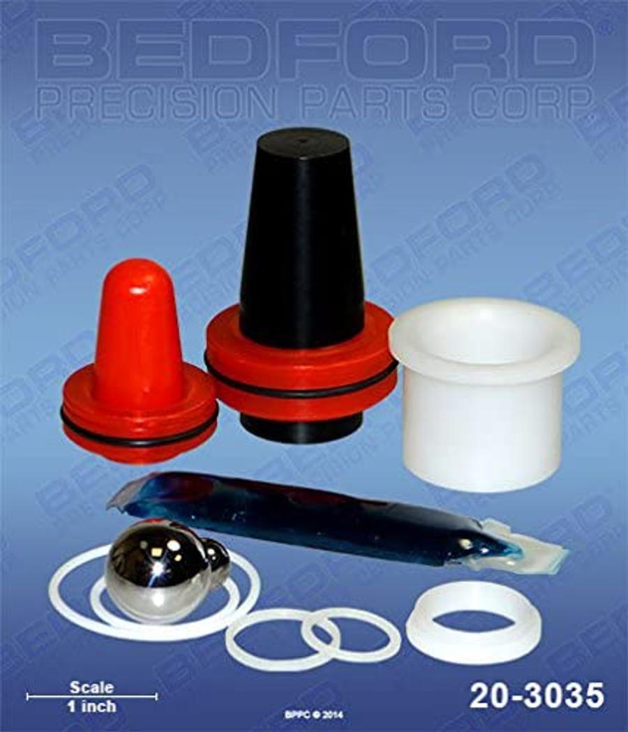 Titan / Speeflo 0555960 Fluid Section Repair Kit Bedford 20-3035