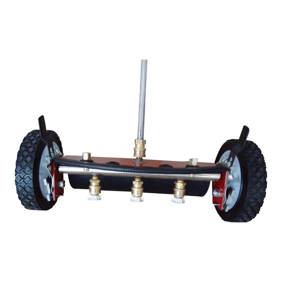 """General Pump 2100306 TriKleener 12"""" Delux Water Broom 4000PSI"""