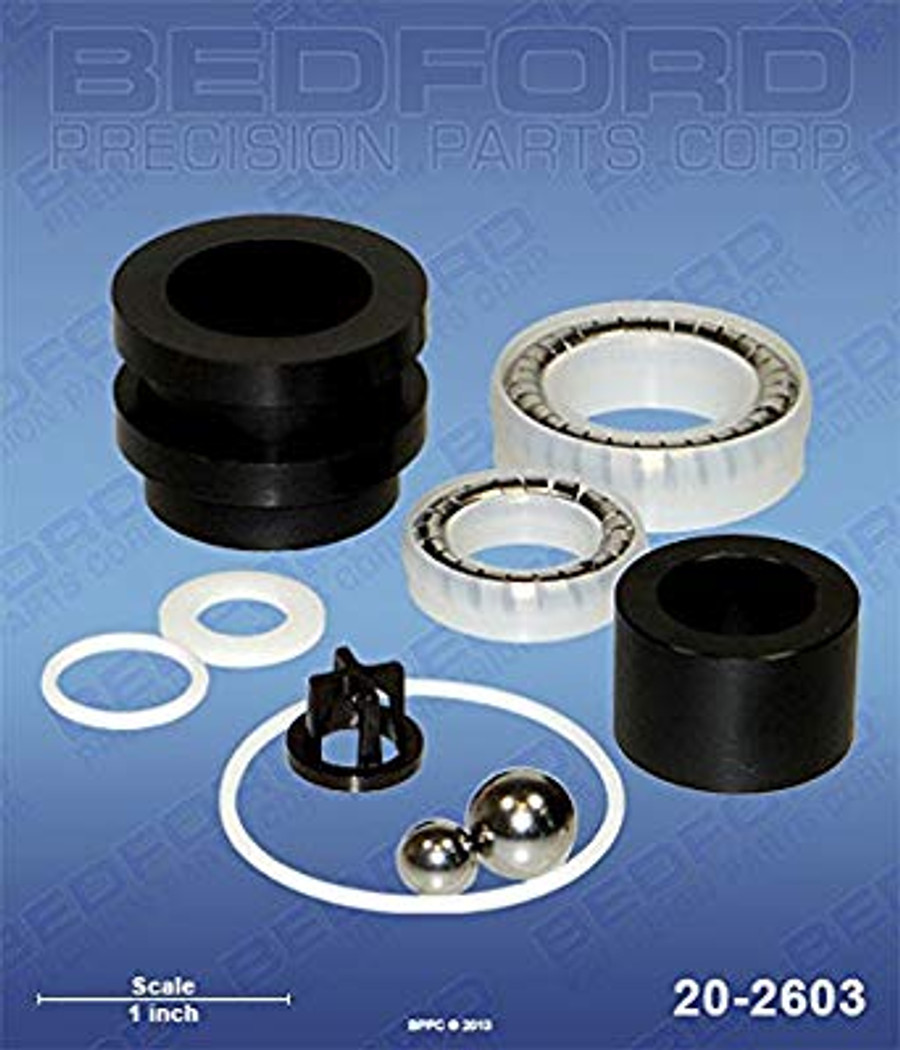 Wagner Spraytech 0295900 or 295900 or Bedford 20-2603 Repair Kit EP2105 or EP2205i aftermarket