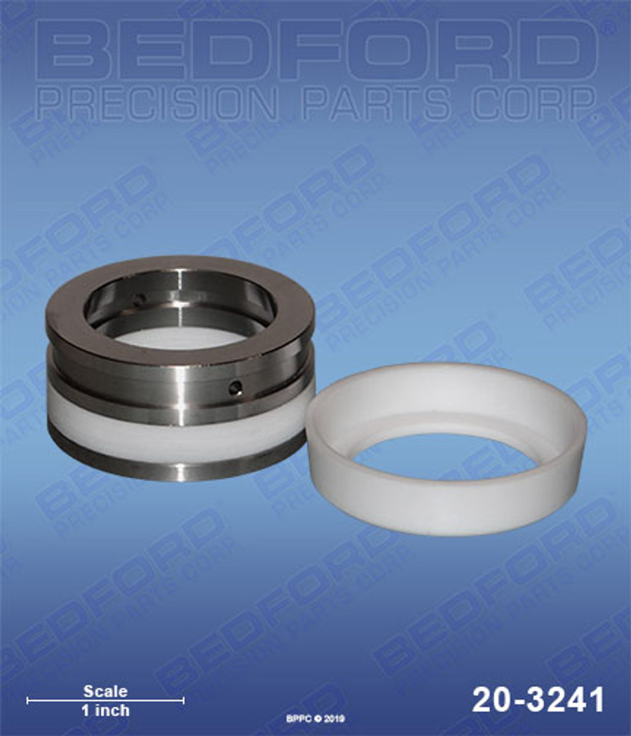Bedford 20-3243 IPM 601006 Fluid Section Repair Kit for 810010, 810102, 810203, 810104, 810105
