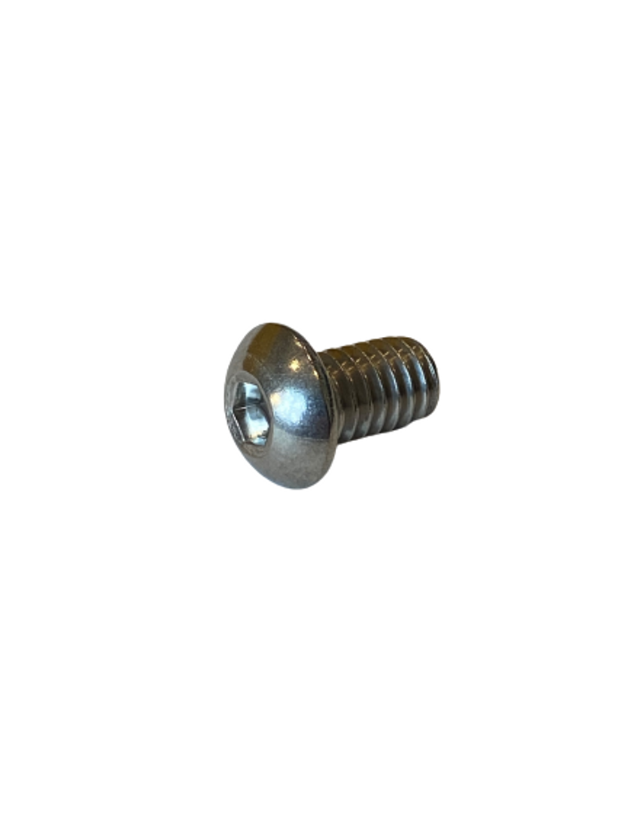 C.A. Technologies 98-0199 5/16''x 1/2''- 18 Button Head Allen Bolt/Screw