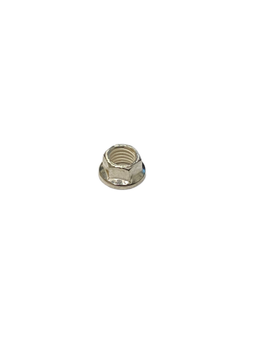 C.A. Technologies 98-0380 1/4'' Reduced Hex Flange Nut