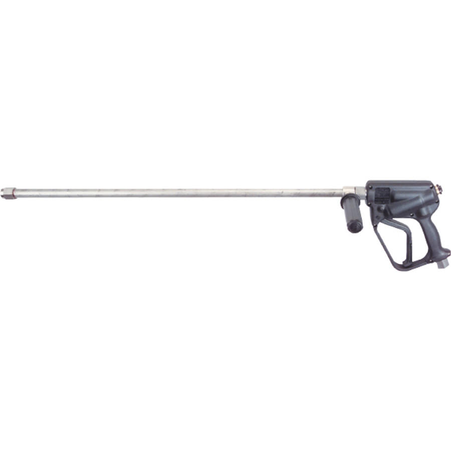 General Pump YG7221L31 Industrial High Pressure  Spray Gun w/ Lance 21GPM