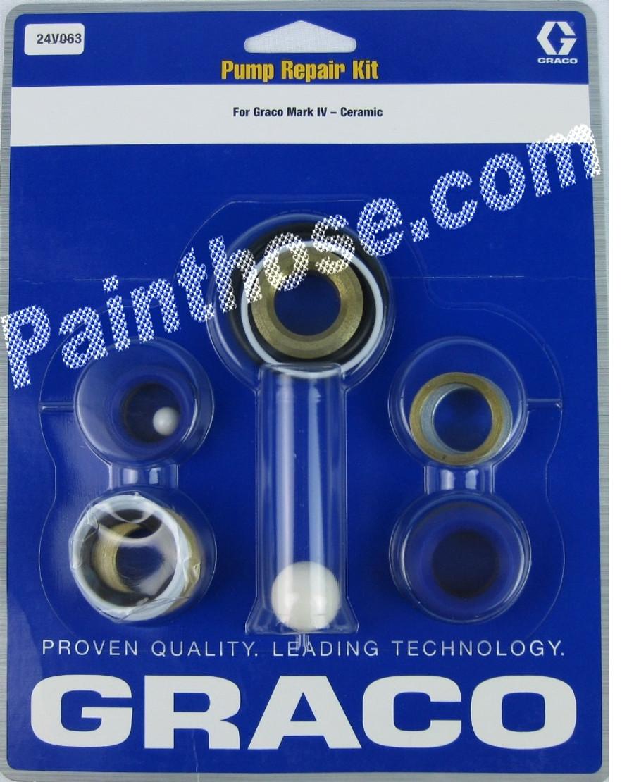 Graco 24V063 / 24V-063 Pump Repair Kit OEM