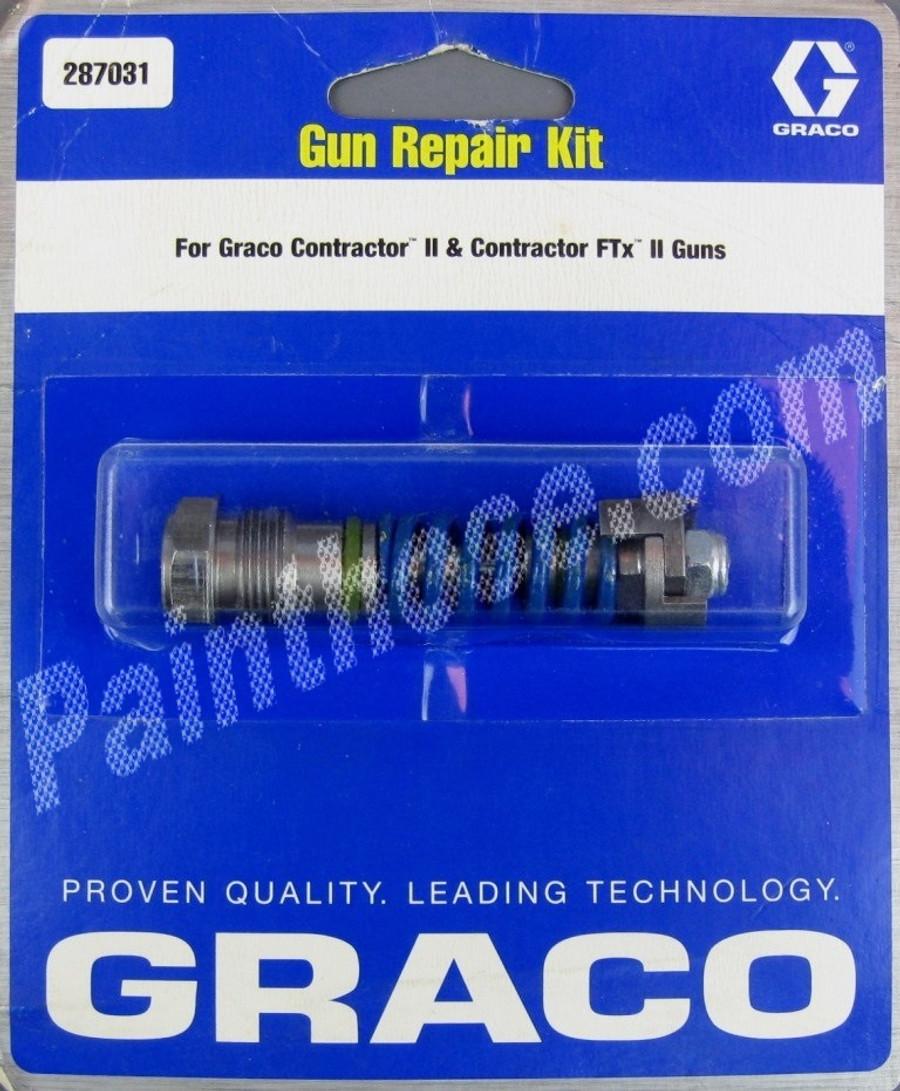 Graco 287031 or 287-031 Gun Repair Kit OEM