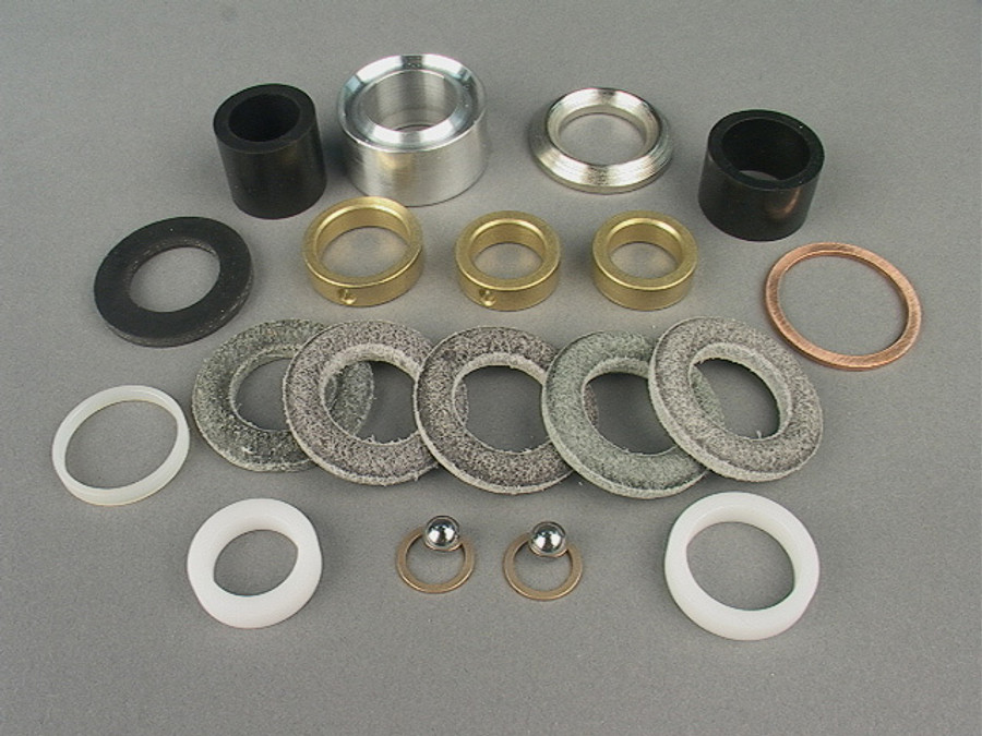 Aftermarket kit, Replaces Graco 236599 236-599 Repair Kit fits 80:1 Fire-Ball
