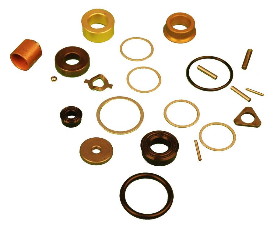 Aftermarket kit, Replaces Alemite 393514 393-514 Repair Kit fits Alemite G-337384 Series Pump Tubes. Major Repair Kit for 8550; 8551; 8559.