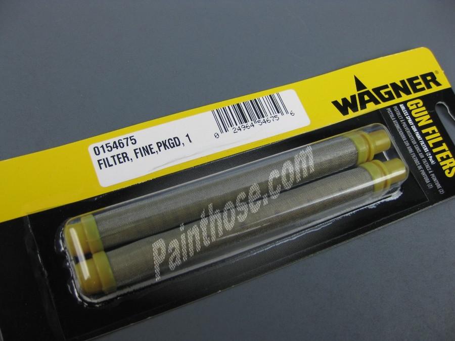 Wagner 0154675 or 154675 Gun Filter 2pk