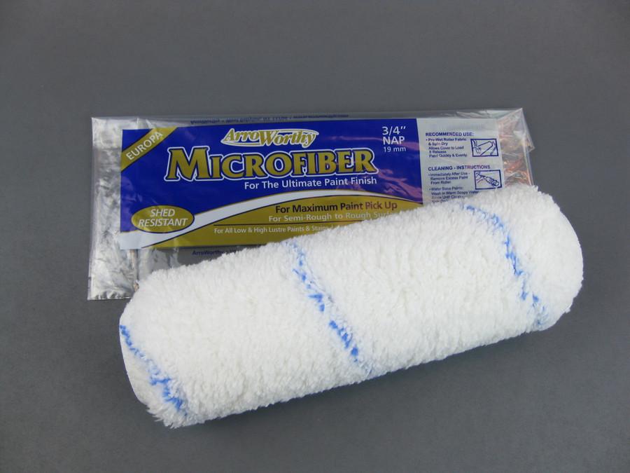 "ArroWorthy Microfiber Roller Cover 9"" X 3/4"" Nap"