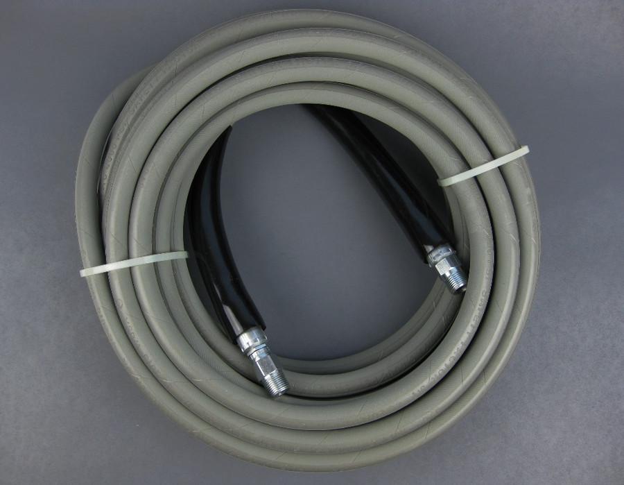 "MTM Hydro 29.5212 Kobrajet Pressure Washer Hose 3/8"" x 50' 4000PSI"