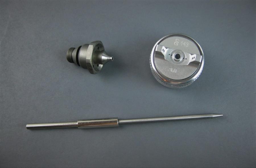 Titan CAPspray 0550979 or 550979 Conventional Pressure-Fed Gun Needle Nozzle Kit 1.1mm