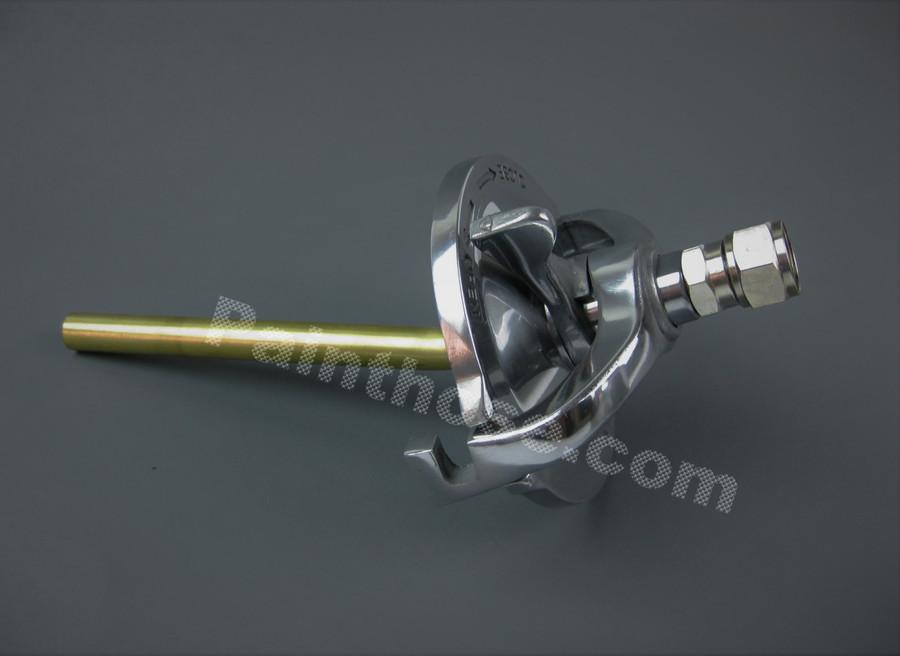 Titan CAPSpray 0550873 or 550873 or 51-301 HVLP Aluminum Siphon Cup Assembly 1Qt.