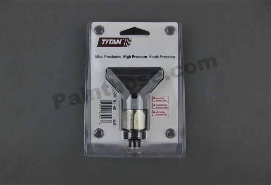 Titan 661-027 or 661027 High Pressure Spray Tip Guard 7700psi Fits any brand - OEM