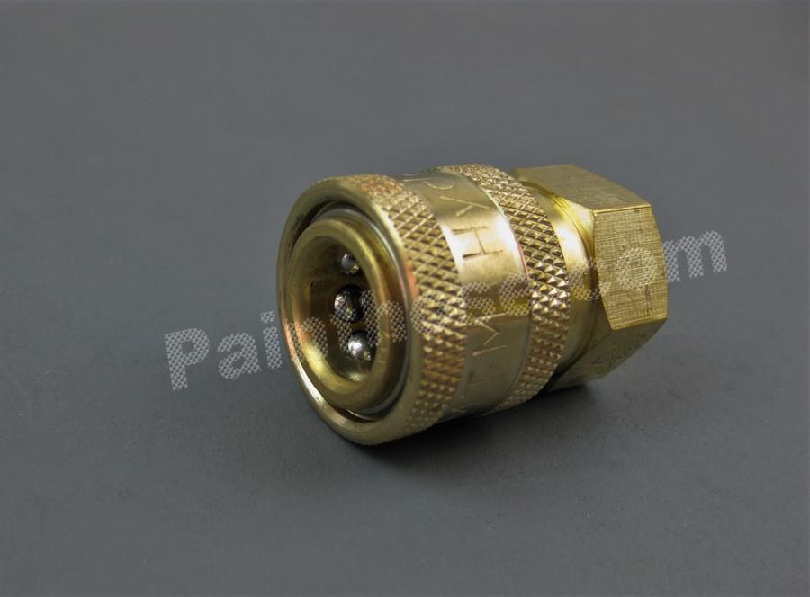 MTM Hydro 24.0067 Brass QC Socket 1/4 FPT