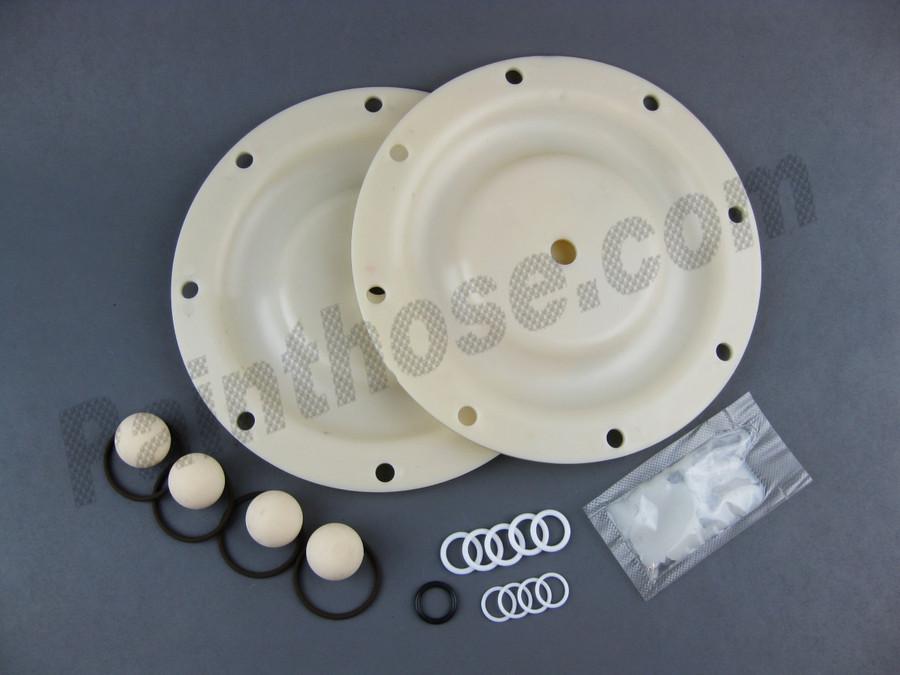 ARO 637119-C9-C Hytrel Diaphragm Pump Service Repair Kit - Aftermarket