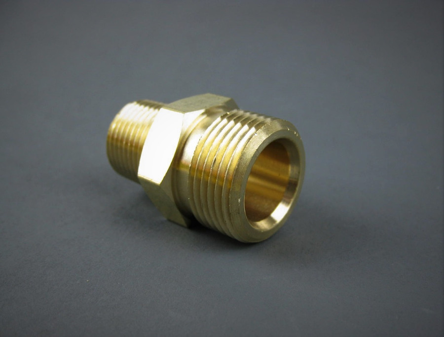 MTM Hydro 24.0093 Screw Quick Plugs M22M - 3/8M