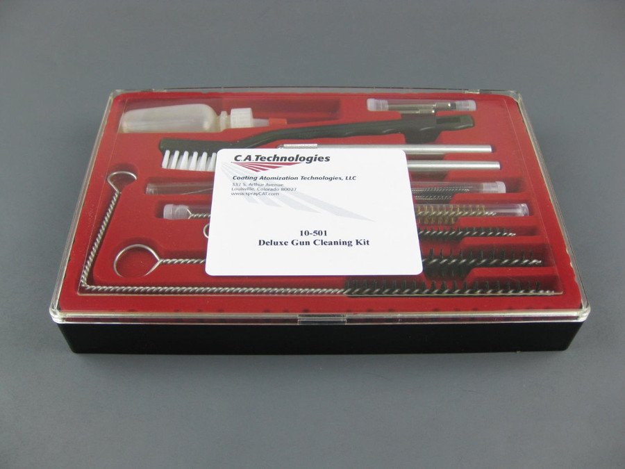 C.A. Technologies/ C.A.T. 10-501 / 10501 Master Spray Gun Cleaning Kit 22 Piece