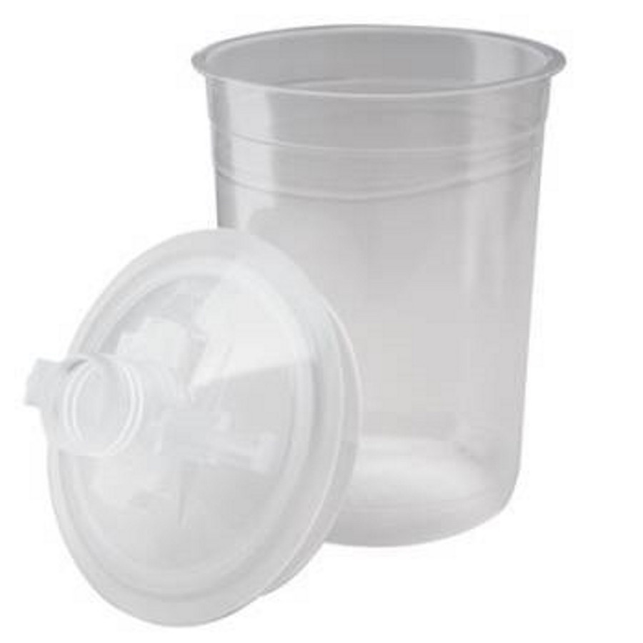 C.A. Technologies/ C.A.T. 91-466-50 / 9146650 3M-PPS Lids & Liners (Medium 650 ML) 50 Pack